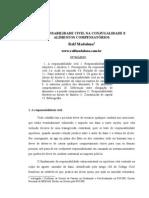 Responsabilidade civil e alimentos compensatórios rolf madaleno