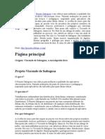 O Projeto Sabugosa é um esforço para melhorar a qualidade dos aplicativos educacionais livres
