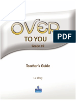 Teacher's Guide Over to You-G10