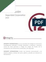 I2 Presentacion 2011 Seguridad Corporativa