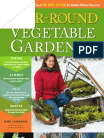 The Year-Round Vegetable Gardener BLAD