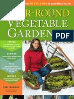 The Year-Round Vegetable Gardener BLAD
