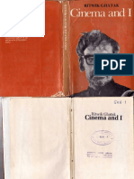 Cinema and I- Ritwik Ghatak