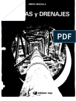 Cloacas y Drenajes - Simon Arocha