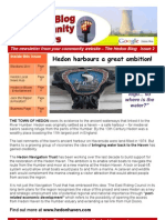 Hedon Blog Community News - Issue 2