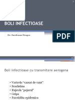 CURS 2 - Boli Infectioase