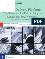 Service Delivery Platforms (With Revenue Forecast 2009-2015)_TOC
