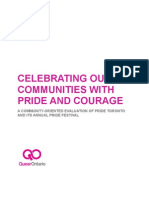 Queer Ontario Pride Report