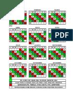 calendario yoruba 2011