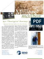 Millers' Mailbox Spring 2011