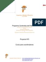 PCP CURSO PARA COORDINADORES2 Introduccion a Metodo de Proyectos