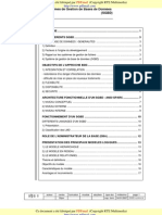 système de gestion de base de données(SGBD)