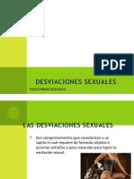 DESVIACIONES SEXUALES1
