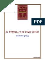 Evangelio Griego de Santo Tomas