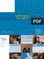 Drum Major Institute: 2004 Annual Report