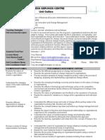 POR233 Strategic Innovation and Change Management