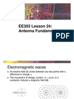 24284863 EE303 Lesson 24 Antenna Fundamentals