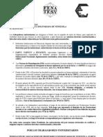 Carta Publica Al Presidente 10-05-11