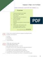 Exame de Qualificação 2011 + Respostas Comentadas
