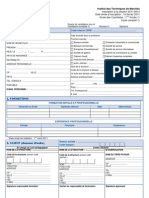 ITM Bulletin d Inscription