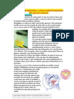 Recogida, preparación y conservación de muestras del aparato urinario