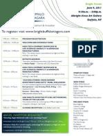 Bright Forum Agenda - June 9, 2011