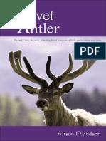 Deer Velvet Antler - Kingly Velvet
