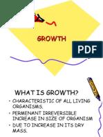GROWTH (STPM BIOLOGY TopIC)