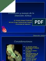 6.- Cardiologia diseccion aortica 1
