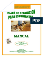 Taller de Relajacion - Felipe Garcia