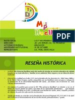 Plan de Marketing Mis Primeras Huellitas