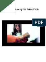 Sex Slavery in America