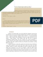 A consolidação do cristianismo hispano-visigodo em La Rioja - Andréia Cristina Lopes Frazão