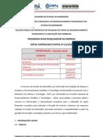 EDITAL FAPEMA Nº 021-2010 RHAE