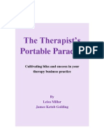 Therapist's Portable Paradise
