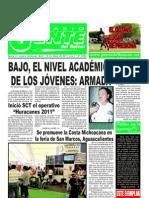 EDICIÓN 16 DE MAYO DE 2011