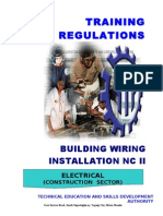 TR-Building Wiring Installation NC II