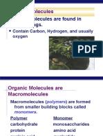 Notes BiochemistryH