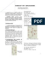 Transistores BJT_JFET