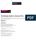The Ultimate Guide to .Htaccess Files _ Nettuts+