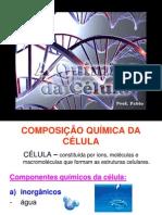 Quimica Da Celula Prof. Fabio