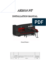 Ae2510nt Installation Manual -2nd Version