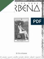 Tradition Book - Verbena (Revised)
