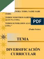 Diversificación- 1