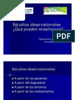 Estudios observacionales[1]