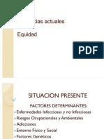 2.- Tendencias Actuaales en Salud Publica Equidad