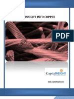 SPECIAL REPORT IN COPPER by www.capitalheight.com