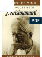 31487446 Pupul Jayakar Fire in the Mind Dialogues With J Krishnamurti