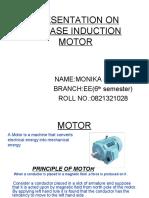 3phase Induction Motor