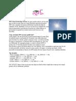Factor de Protectie Solara